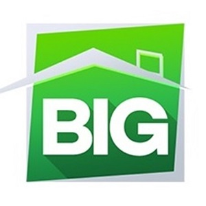 BIG  (logo) PNG - House only 300 x 300